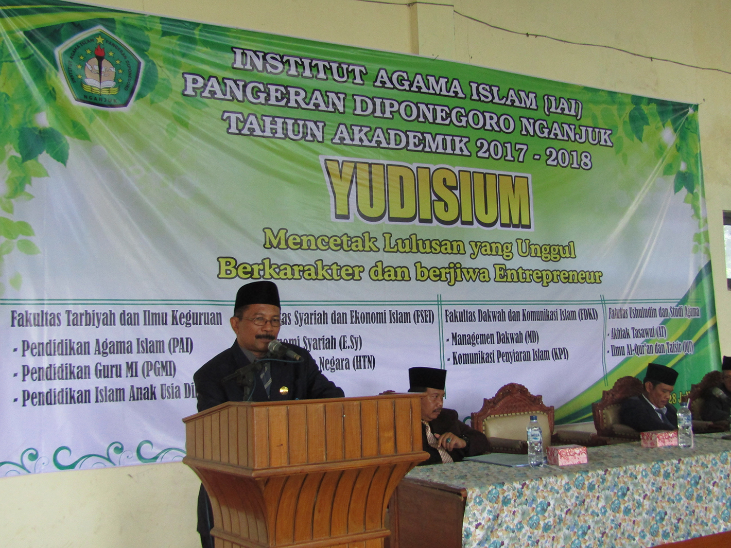 Fakultas Syariah Dan Ekonomi Islam (FSEI)