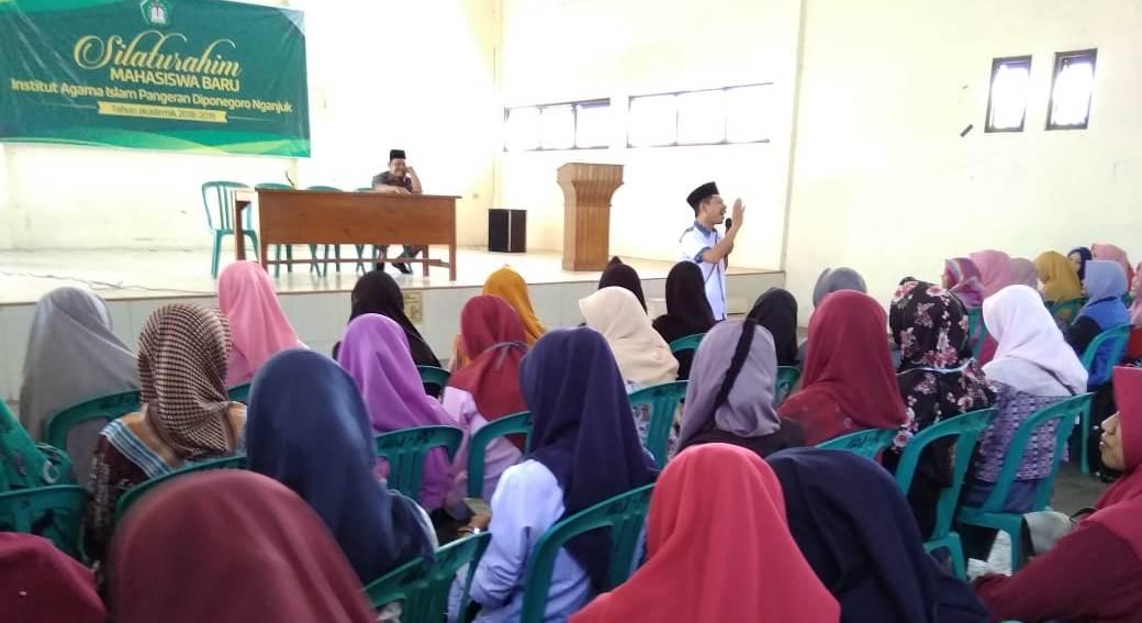 Pembekalan Mahasiswa Baru IAI PD Nganjuk Tahun Ajaran 2018/2019