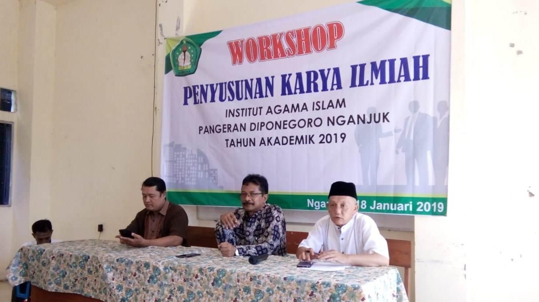 Tingkatkan Kualitas Pendidikan Melalui Workshop Karya Ilmiah