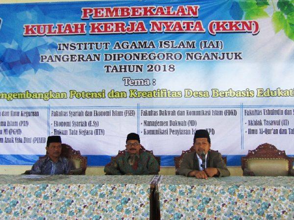 Pembekalan Kuliah Kerja Nyata (KKN) Tahun 2018