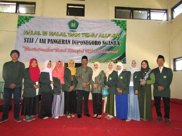Halal Bihalal dan Temu Alumni 2018