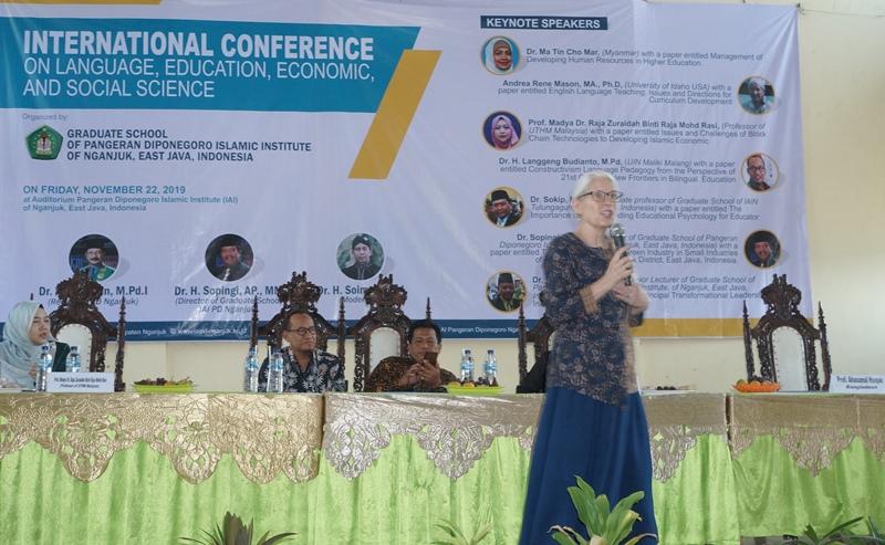 IAI Pangeran Diponegoro Tingkatkan Wawasan Mahasiswa Melalui Seminar Internasional