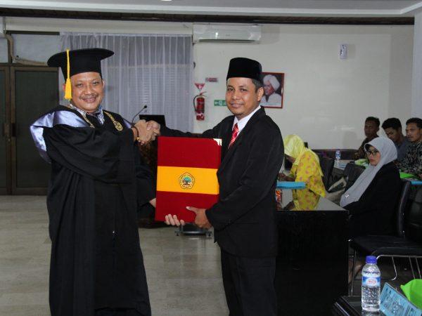 Jumlah Doktor IAI Pangeran Diponegoro Nganjuk Bertambah